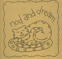 Baby's Day BOM - Nod & Dream Pattern WB-329