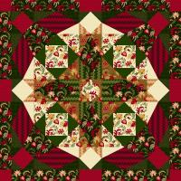 Star of Wonder Quilt Pattern YF-102