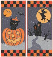 A Scary Twinkling Pair Quilt Pattern YF-106
