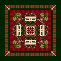 A Christmas Heirloom Quilt Pattern YF-113