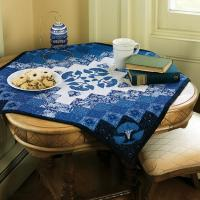 Heavenly Blues Quilt Pattern YF-118